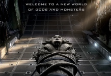 The Mummy UK poster