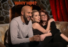Megan Mullally, Zoey Deutch & Keegan Michael Key Why Him
