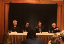 Martin Scorsese Adam Driver Liam Neeson Silence Press Conference