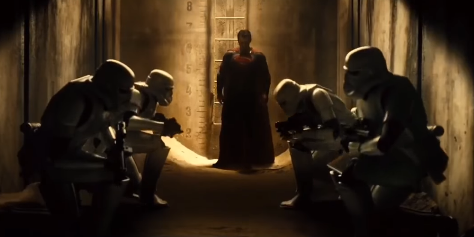 Zack Snyder Makes Amazing Star Wars/Batman v Superman Mashup