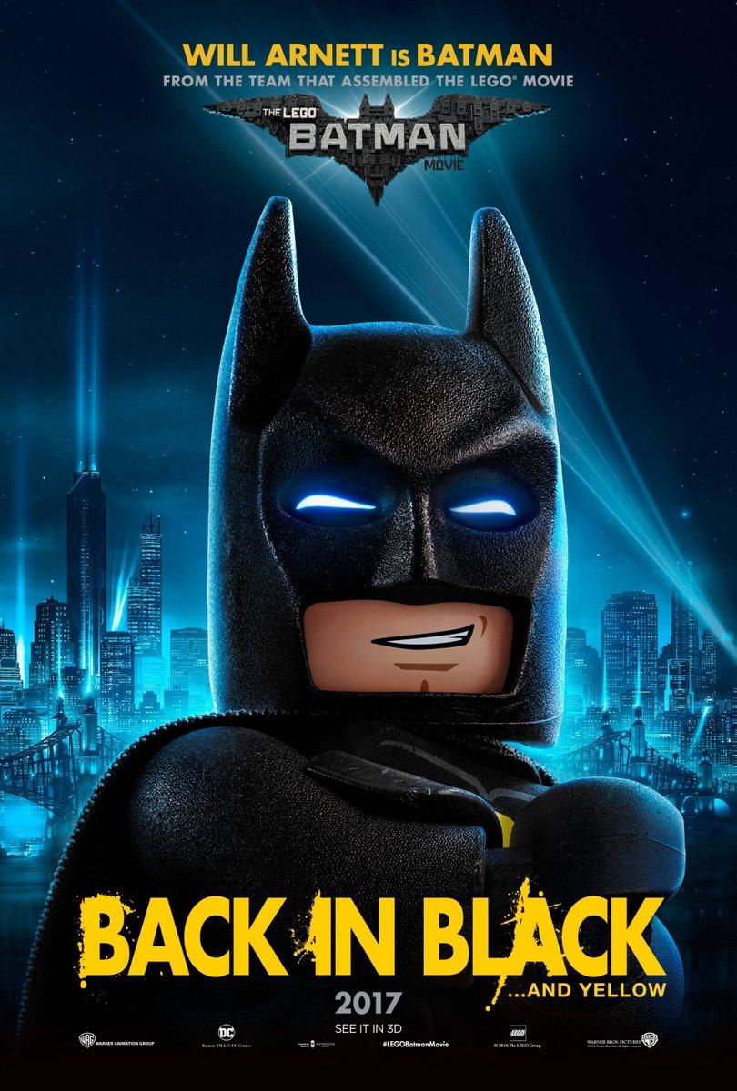 LEGO Batman Movie character poster gallery - Batman, The ...