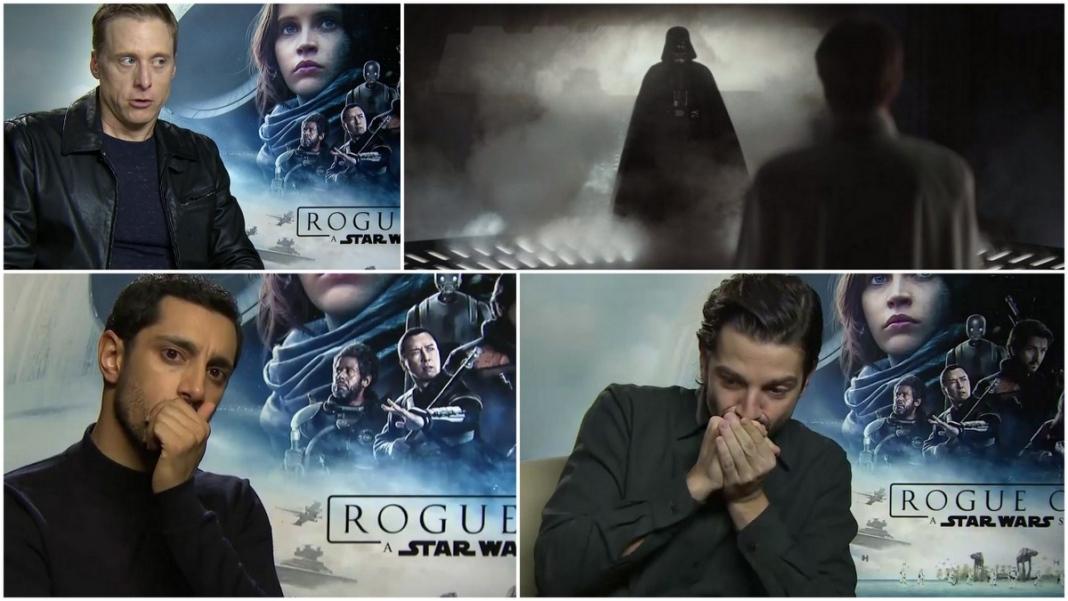 Darth Vader Cast Impressions