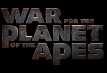 War for the Planet of the Apes Movie Logo