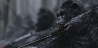 War of the Planet of the Apes movie image