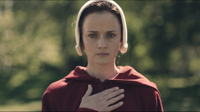 Alexis Bledel HBO The Handmaid's Tale