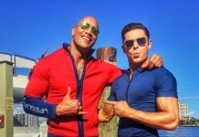 Baywatch Dwayne Johnson Zac Efron