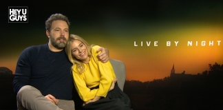 Ben Affleck Sienna Miller Live by Night