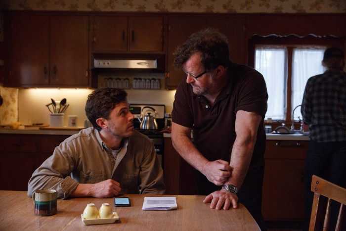 Casey Affleck and Director Kenneth Lonergan