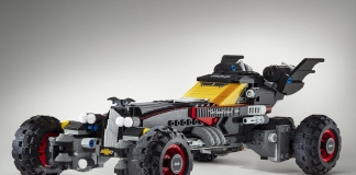 Chevrolet LEGO Life Size Batmobile