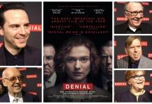 Denial UK Premiere
