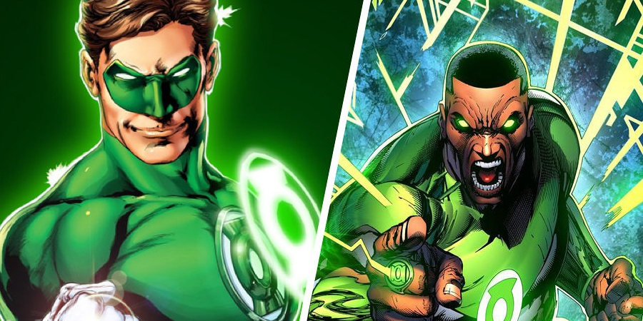 Green Lantern Corps movie will be 'Lethal Weapon in space'