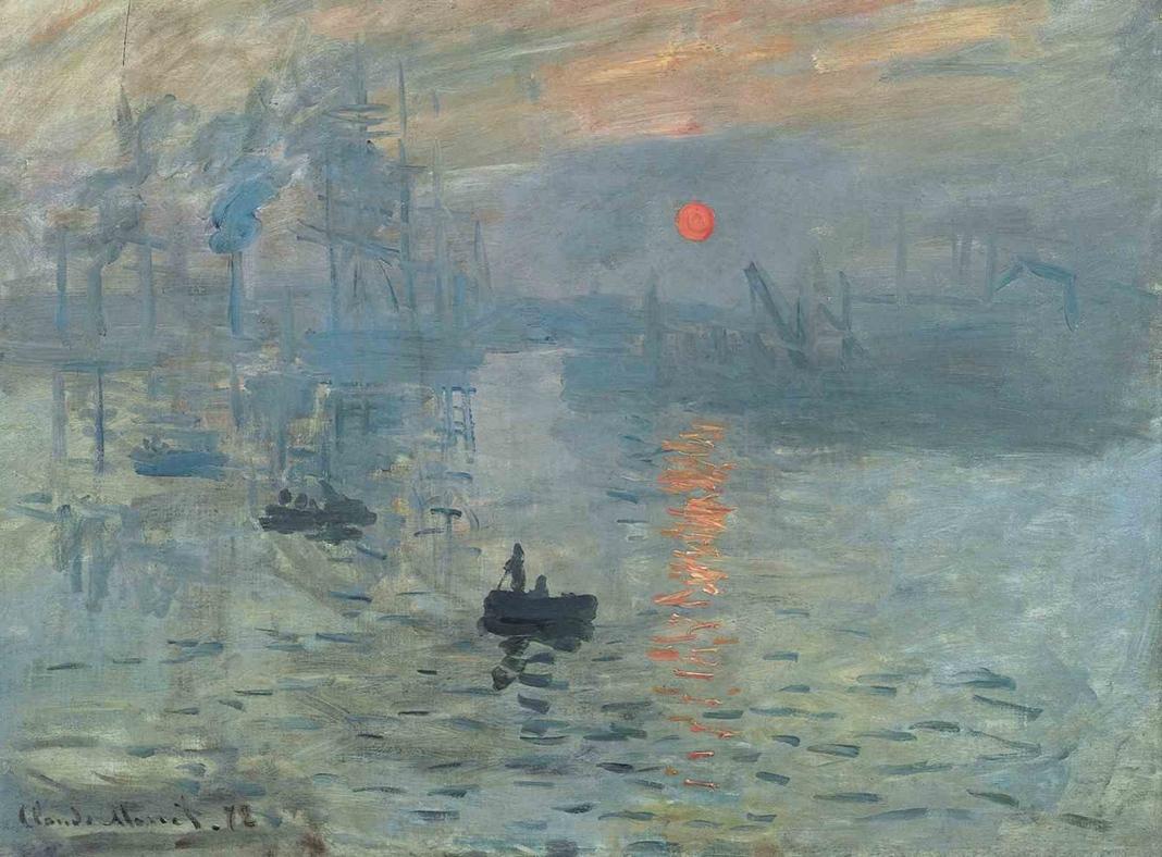 I Claude Monet