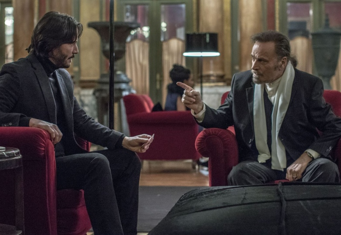 John Wick Chapter 2 Movie Image - The Continental