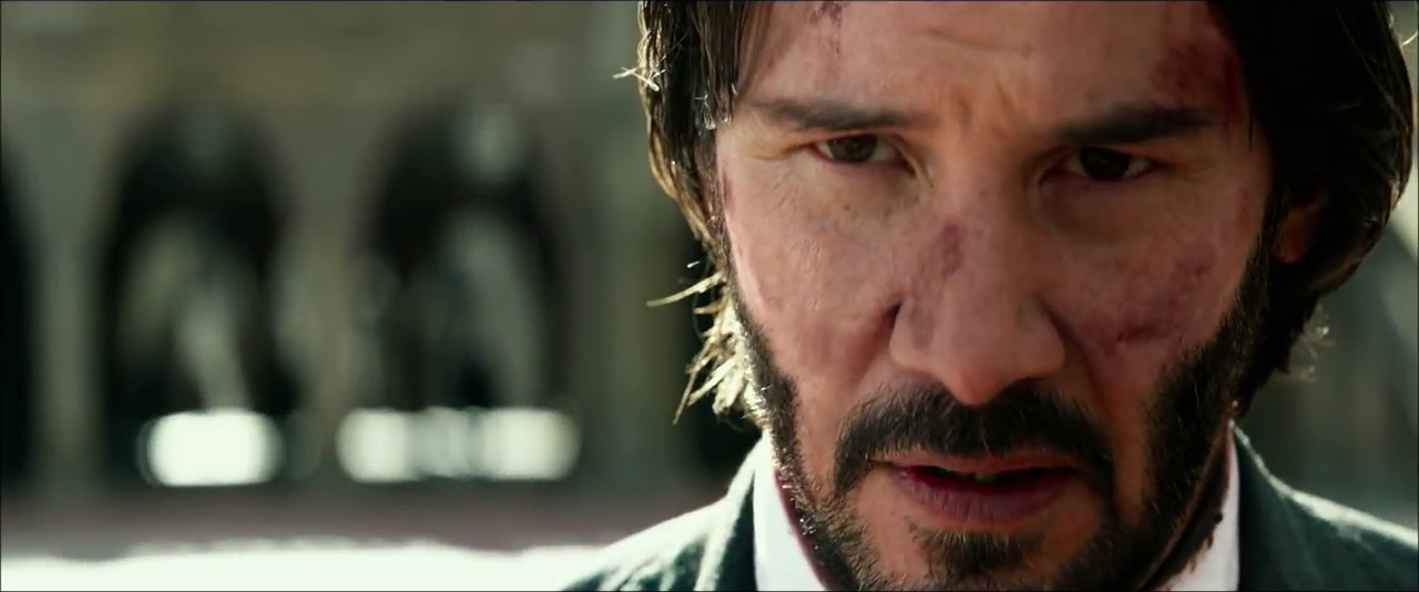John Wick Chapter 2 Tv Spot Amazing Action Amp More Keanu