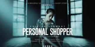 Personal Shopper UK Poster