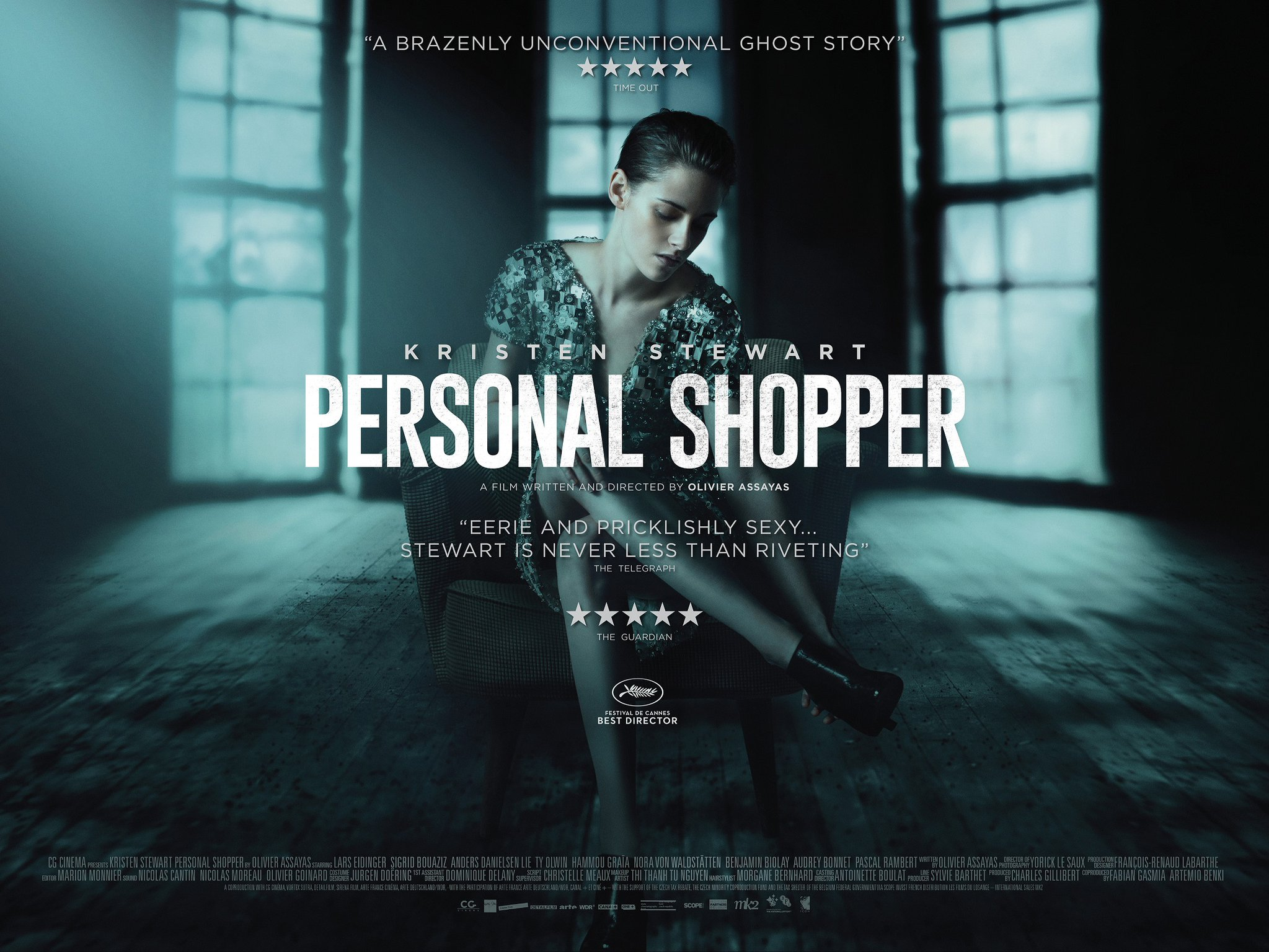 Image result for personal shopper poster