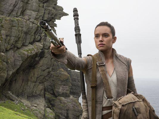 Rey Star Wars Episode VIII