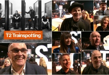 T2 Trainspotting World Premiere Interviews