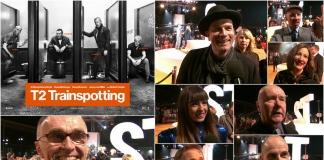 T2 Trainspotting World Premiere Interviews