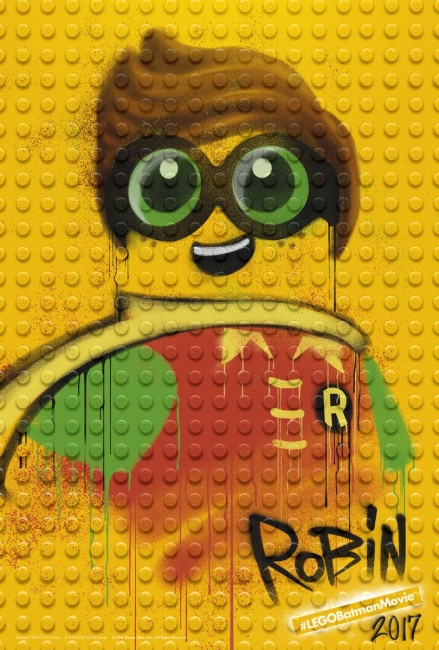 The LEGO Batman Movie - Robin