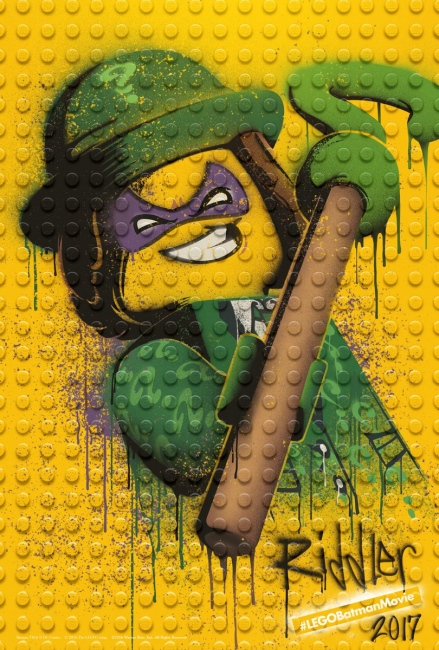 The LEGO Batman Movie - The Riddler