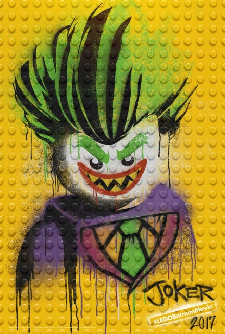 The LEGO Batman Movie - The Joker