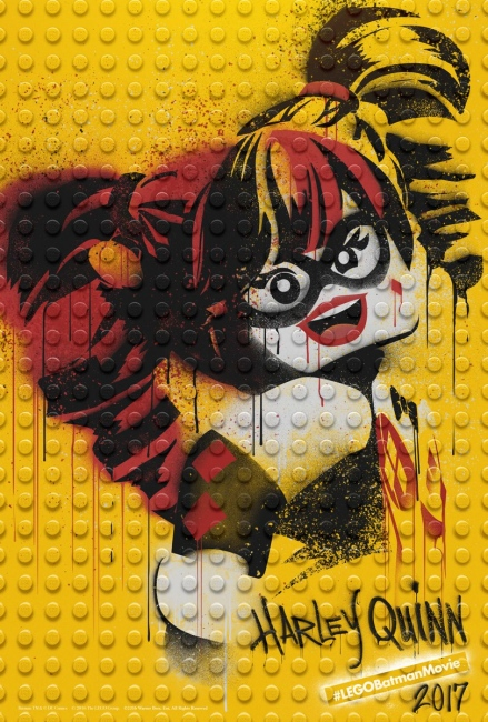 The LEGO Batman Movie - Harley Quinn
