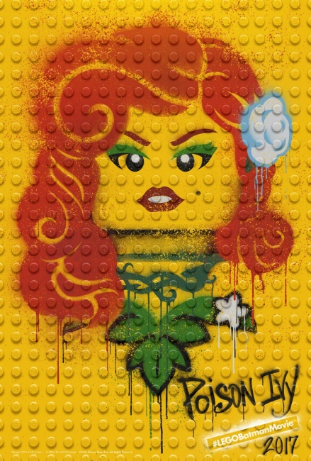 The LEGO Batman Movie - Poison Ivy