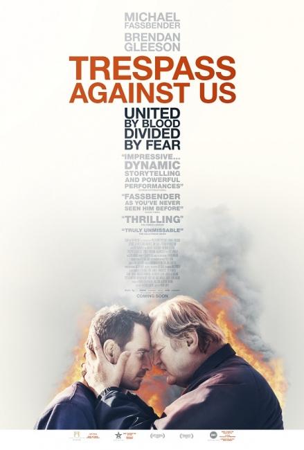 Trespass Against Us UK Movie Poster