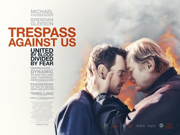 Trespass Against Us UK Movie Poster Quad
