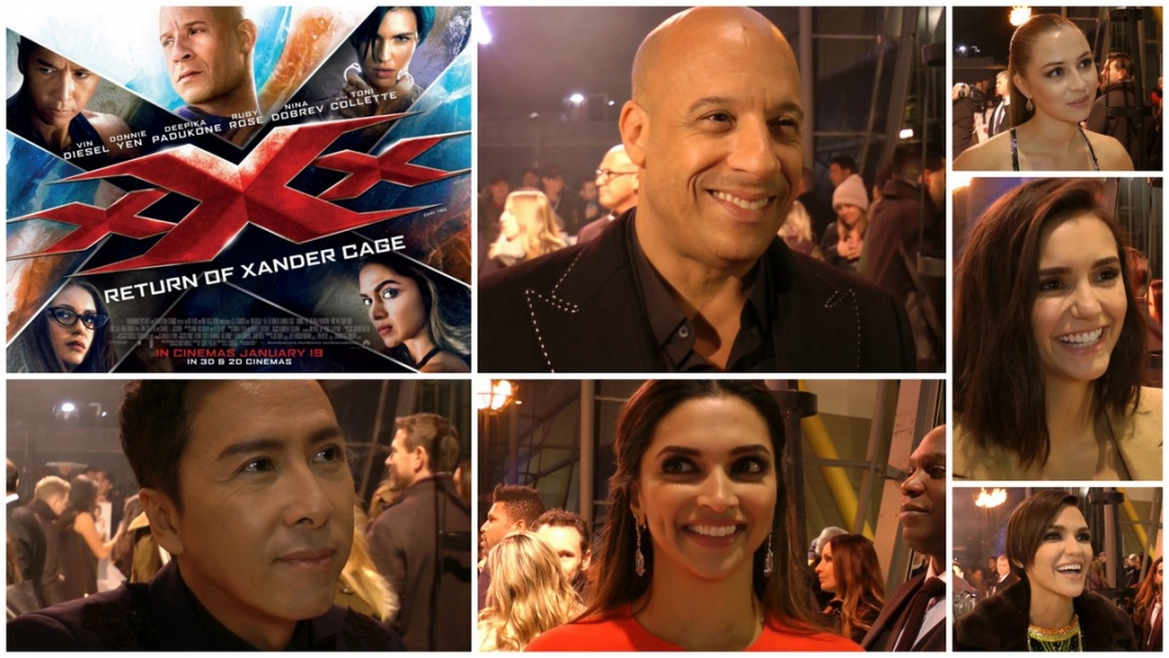 XXX - Return of Xander Cage Premiere