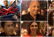 XXX - Return of Xander Cage Premiere
