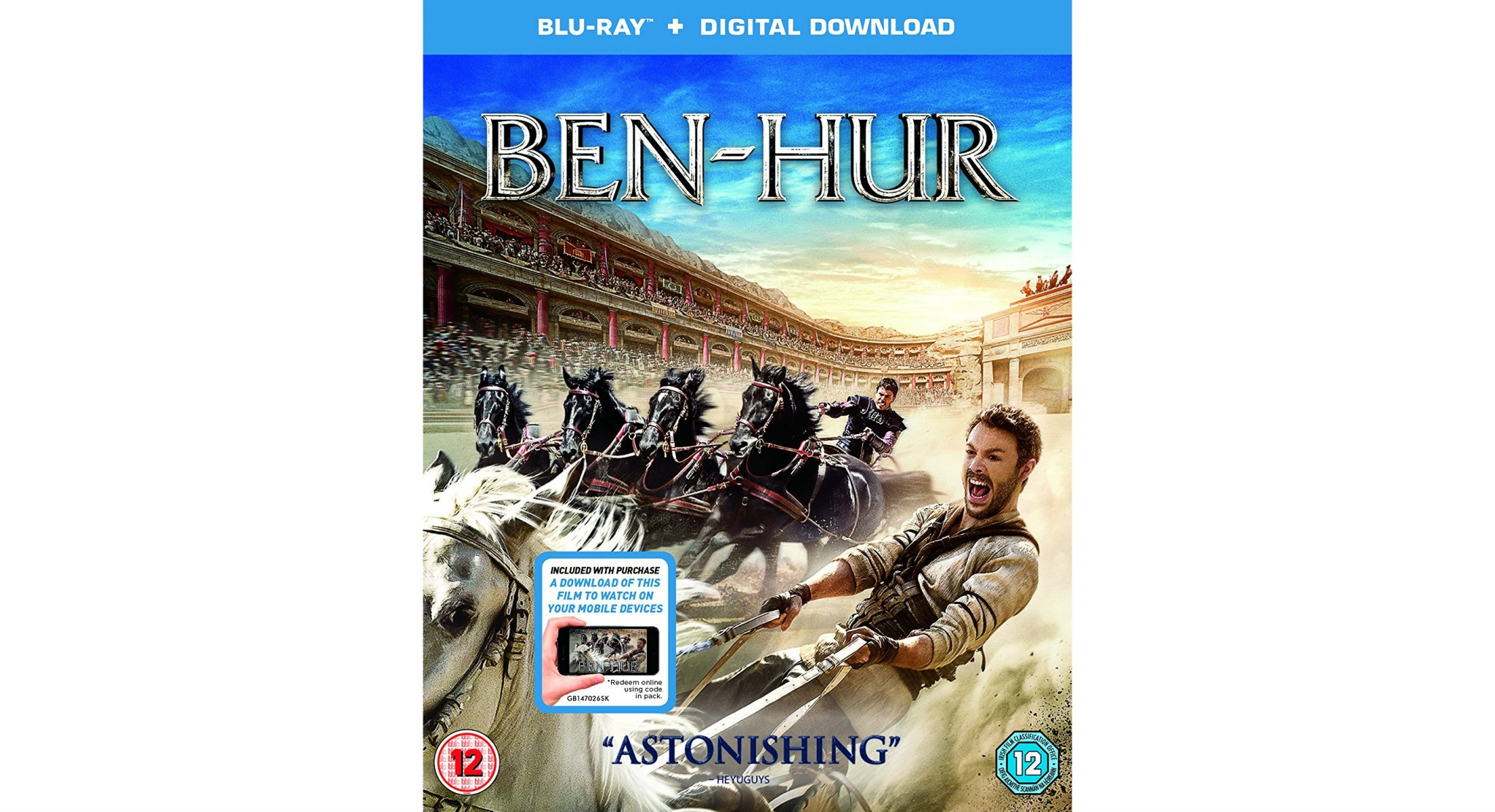 Ben-Hur 2016 Updates – Cast, Synopsis, Release Date