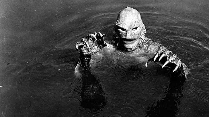 The Creature from the Black Lagoon Best Monster Movies