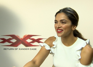 Deepika Padukone Interview - XXX: The Return of Xander Cage