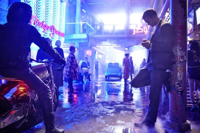 Alexander Skarsgard in Duncan Jones' Mute