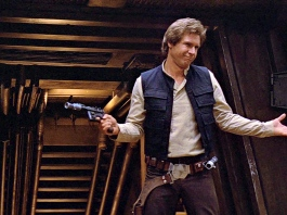 Han Solo - Return of the Jedi