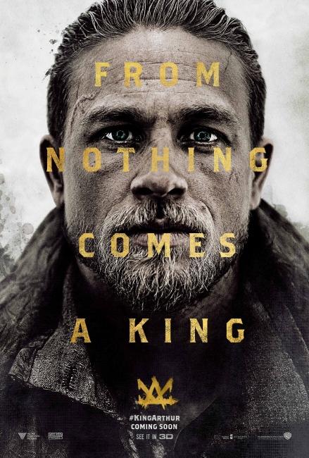 King Arthur - Charlie Hunnam