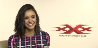 Nina Dobrev - xXx: Return of Xander Cage Interview