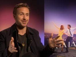ryan gosling la la land interview