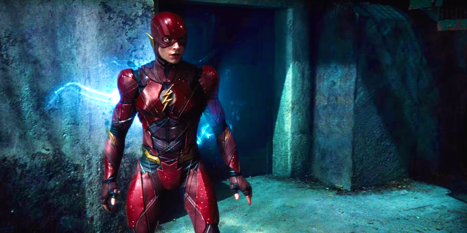 """The Flash set for """"page-one rewrite"""" by King Arthur writer Jude Law"""