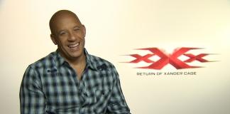 Vin Diesel - xXx: Return of Xander Cage Interview