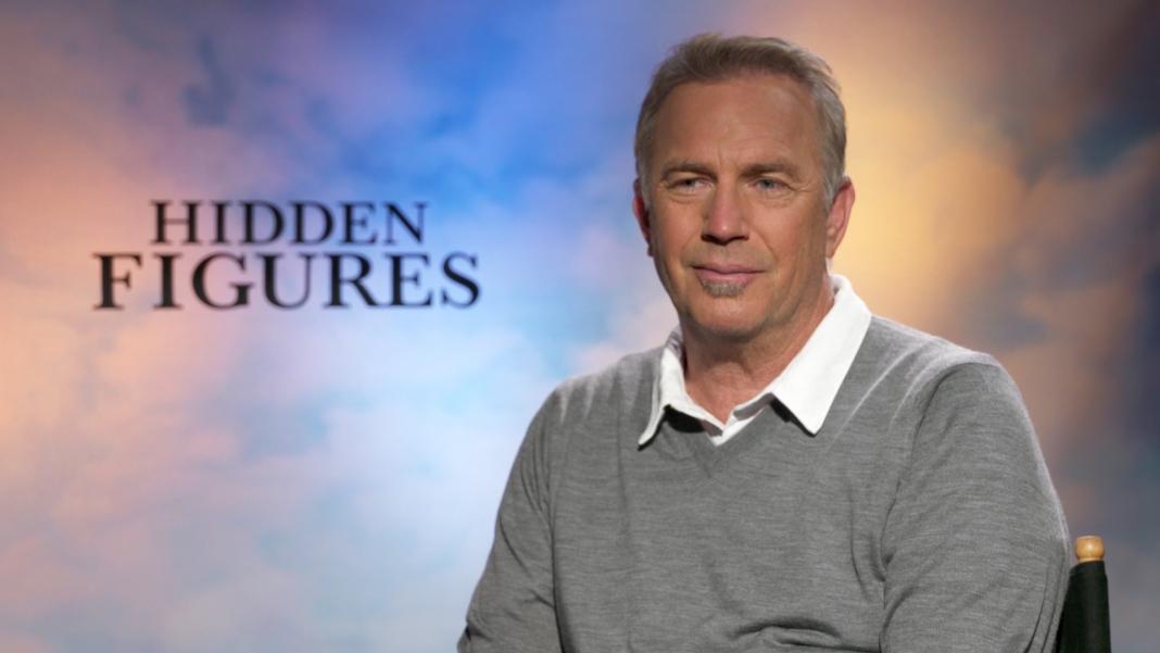 Hidden Figures Interview - Kevin Costner