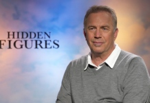 Hidden Figures Interview - Kevin Costner