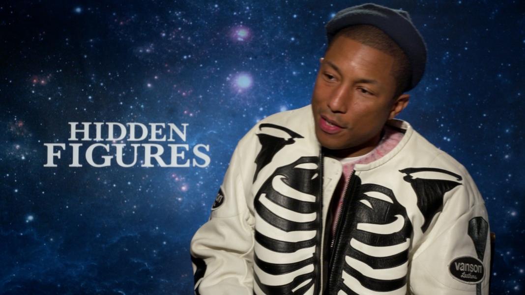 Hidden Figures Interview - Pharrell Williams