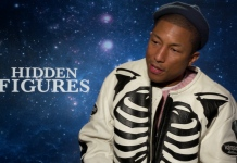 Hidden Figures Interview - Pharrell Williams