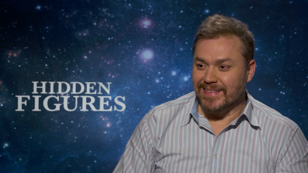 Hidden Figures Interview - Theodore Melfi