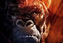 Kong Skull Island Apocalypse Now style poster