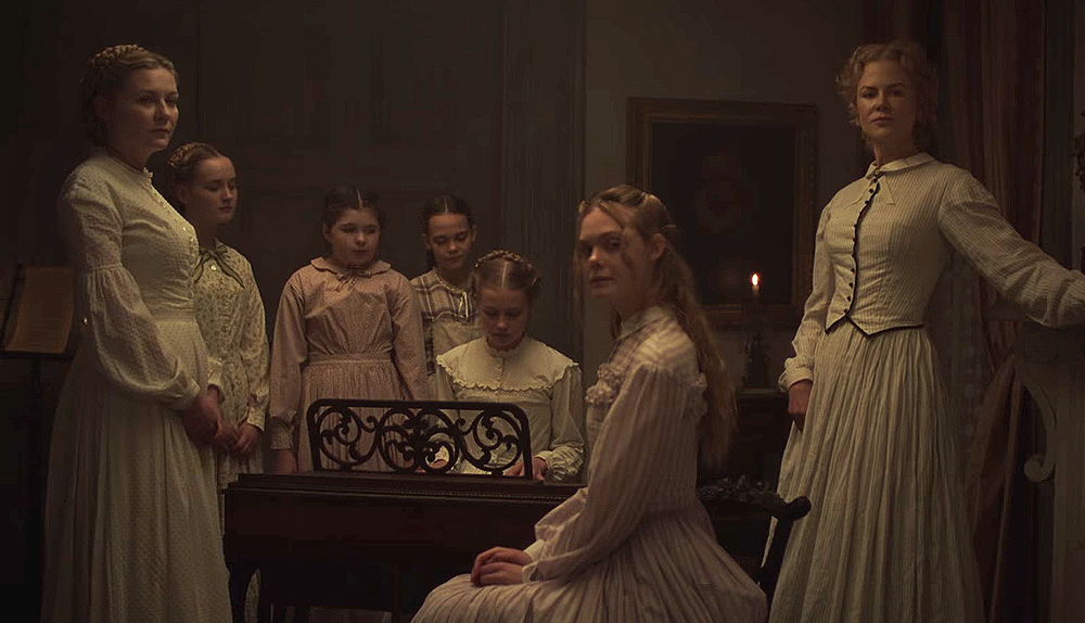 Image result for the beguiled cinematography