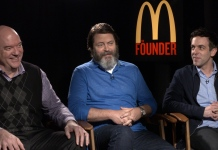 The Founder John Carroll Lynch Nick Offerman BJ Novak
